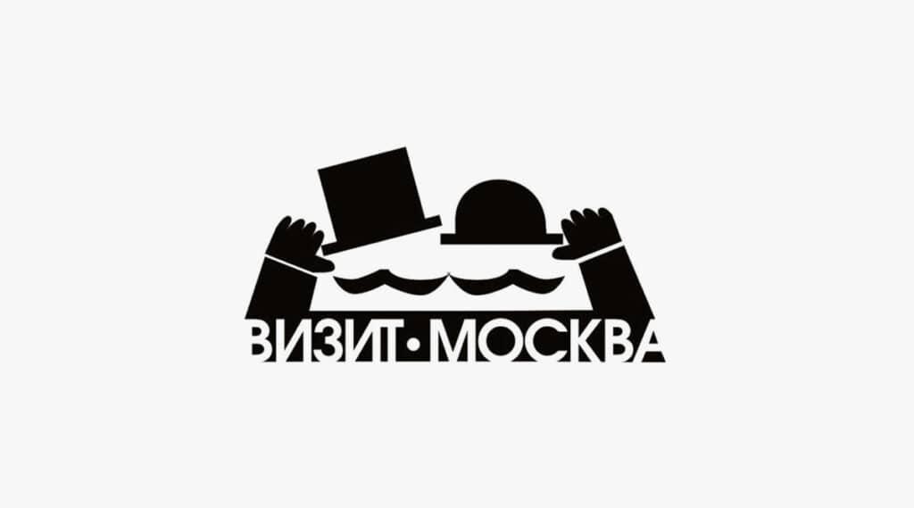 "Логотип ""Визит-Москва"""