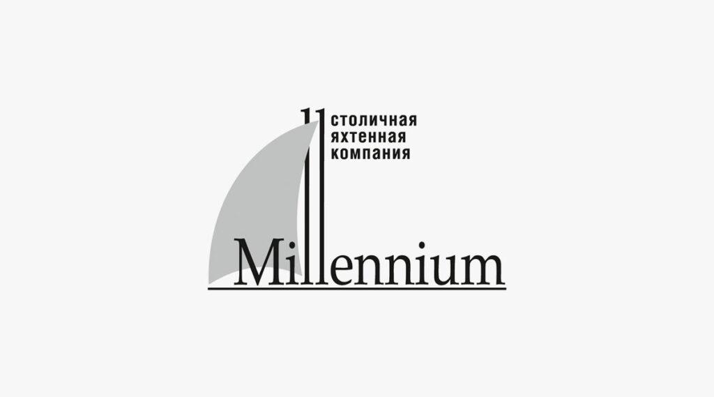 Логотип яхтенной компании