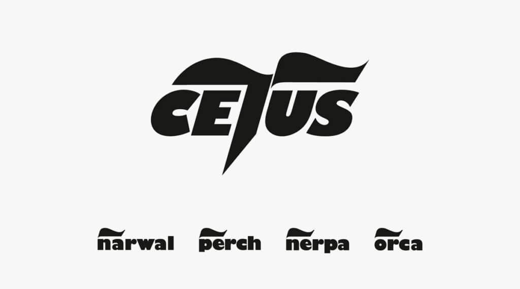 """Логотип компании """"Cetus"""" Производство оборудования для дайвинга"""