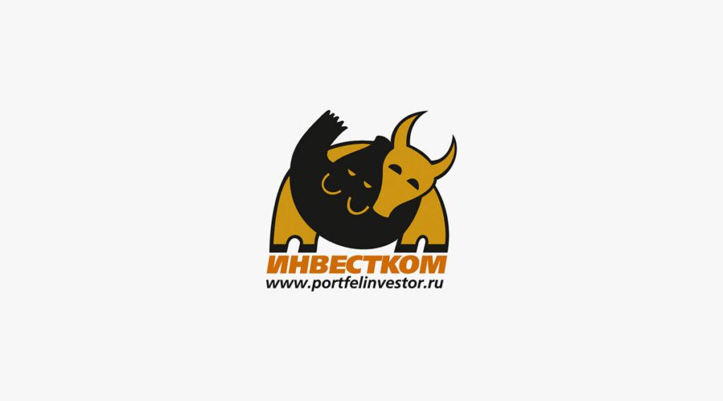 """Логотип журнала """"Инвестком"""". Портфельные инвестиции"""