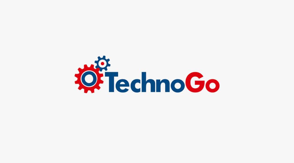"""Логотип фирмы """"TechnoGo"""""""