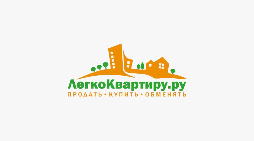 Логотип риэлторского агентства. (для сайта)