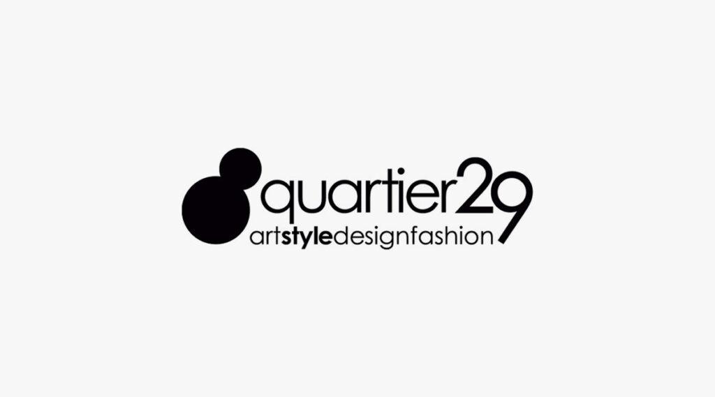 """Логотип """"Квартиры 29"""""""