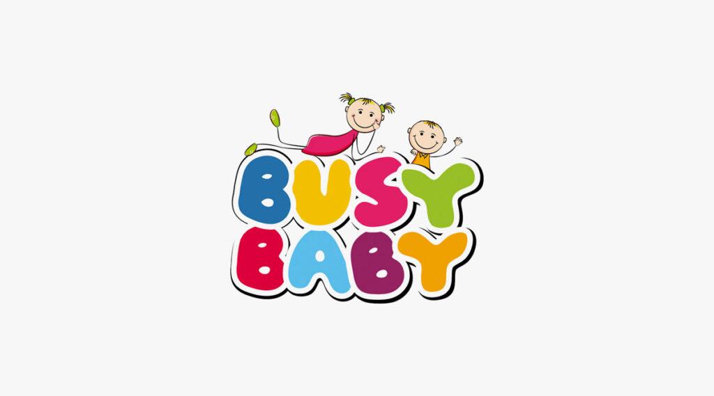 Логотип детского мероприятия