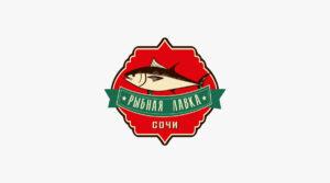 Логотип Рыбного магазина
