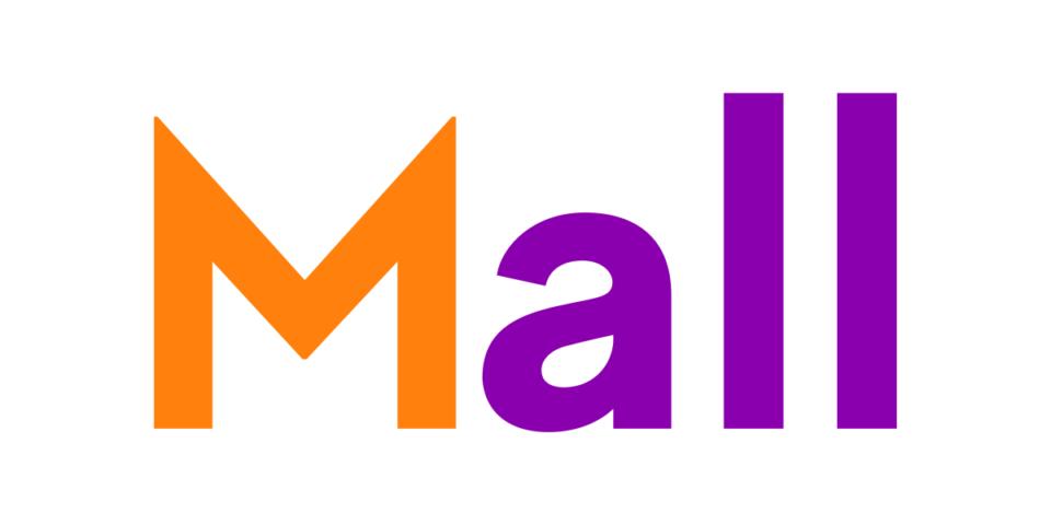 Логотип торговой компании Mall