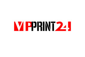 "Логотип компании ""VIP Print 24"""