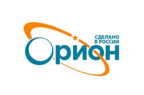 Логотип производственной компании Орион
