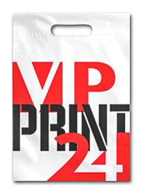 """Пример использования логотипа типографии """"VIP Print 24"""""""