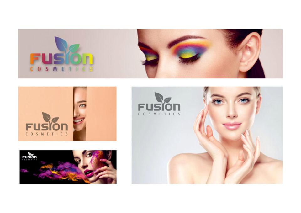 Применение обновленного логотипа Fusion