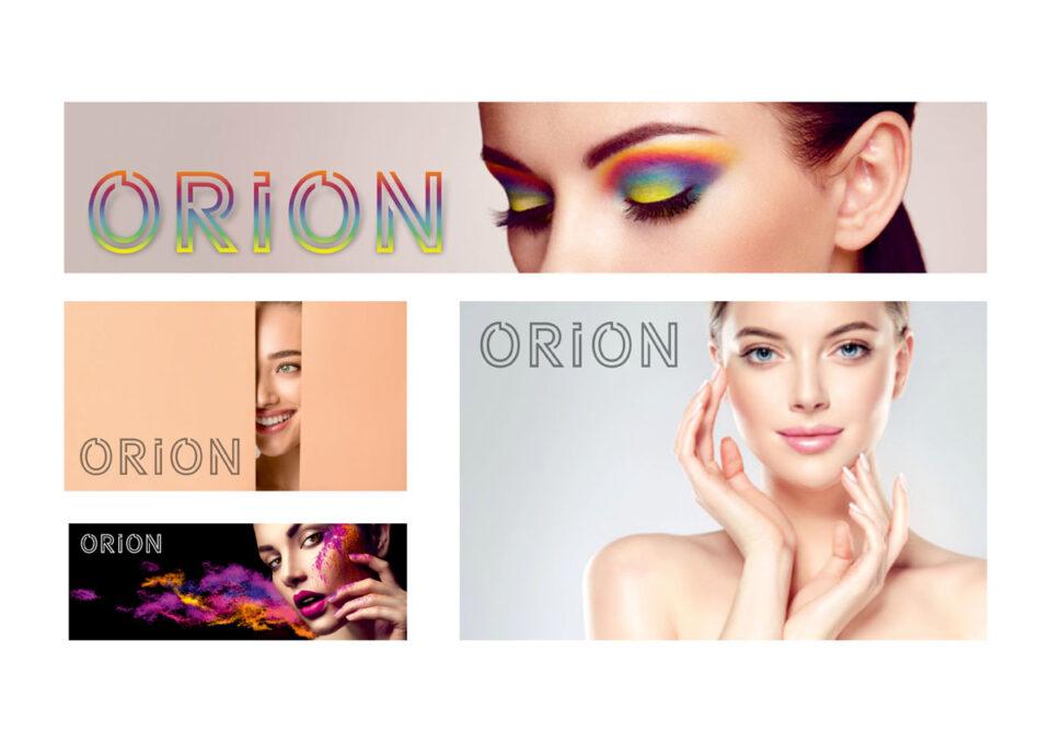 Применение обновленного логотипа Orion